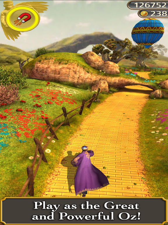 Temple Run: Oz Screenshots