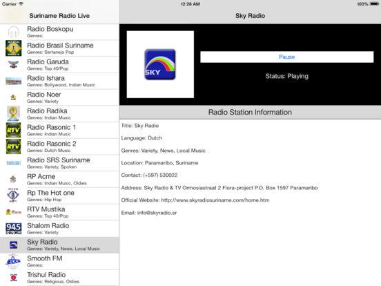 Srs Radio Paramaribo
