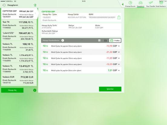 CEPTETEB iPad Screenshot 4