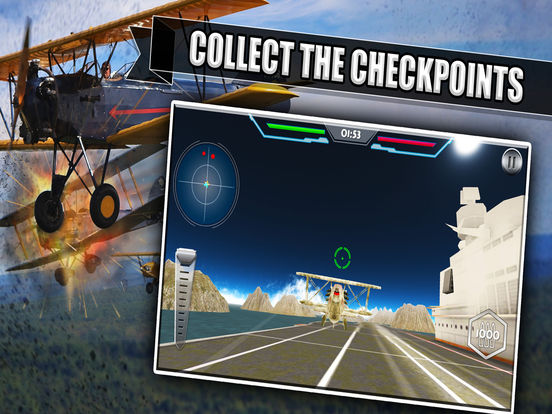 WW2 Dogfight Air Battle-ipad-2