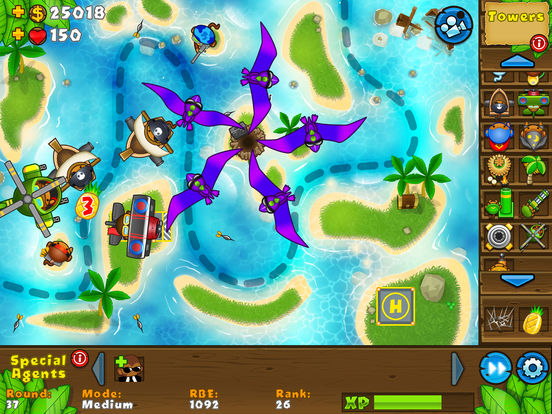 Bloons TD 5 HD Screenshots