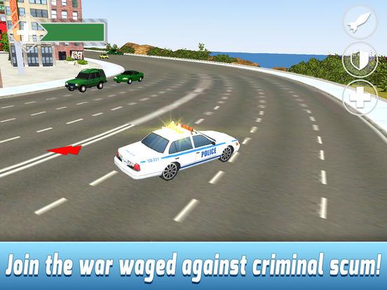Smash Police Chase Adventure Simulator Full screenshot 5