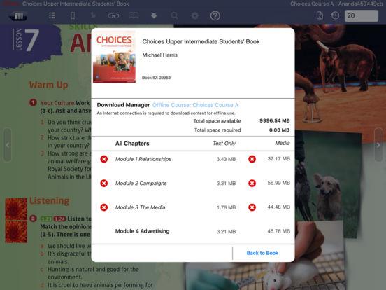 Pearson eText iPad Screenshot 3