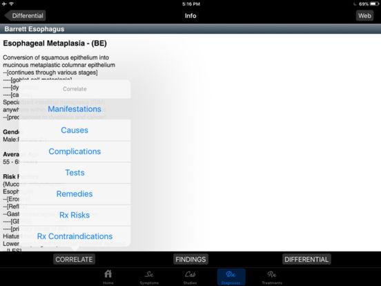 STATworkUP iPad Screenshot 2