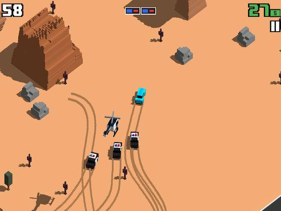 Smashy Road: Wanted screenshot 9