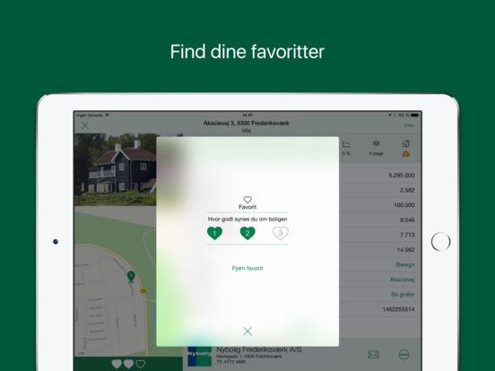 Ny bolig? iPad Screenshot 4