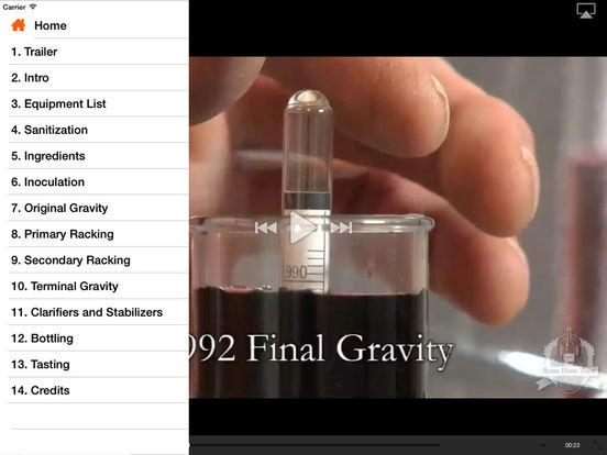 Red Wine 101 iPad Screenshot 5