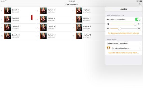 El Cristo de la Calavera - Audiolibro iPad Screenshot 1