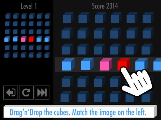 Cube Match - The addictive puzzle game (Premium) Screenshots