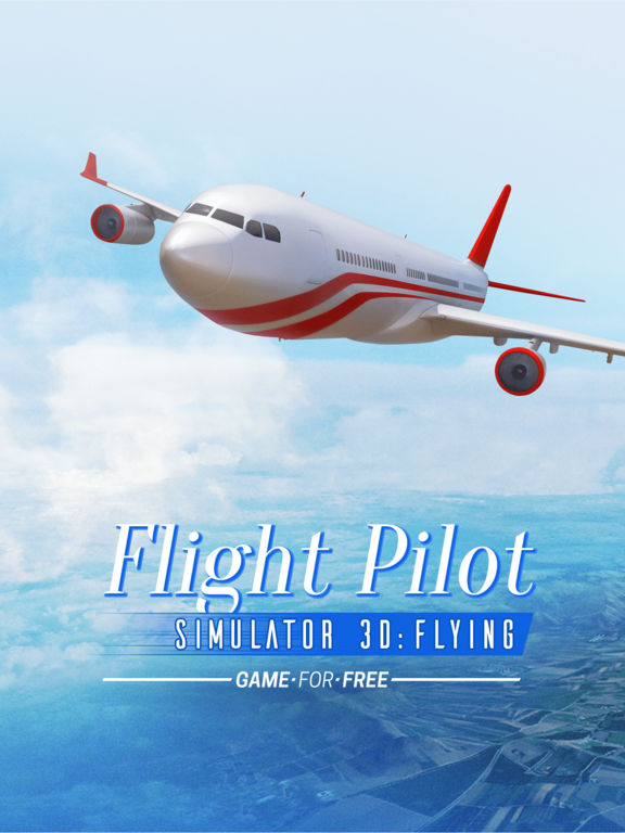 Flight Pilot Simulator 3D: Flying Game For Freescreeshot 1