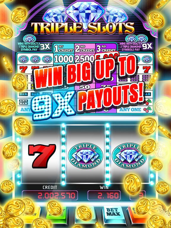 Free slot games 5x