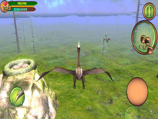 3D Pterodactyl Simulator Flightscreeshot 4