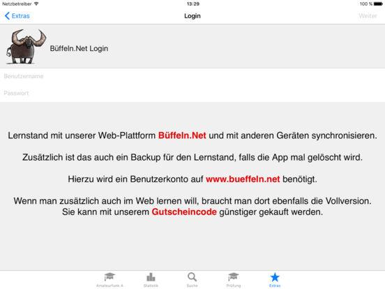 Amateurfunk - Klasse A iPad Screenshot 3