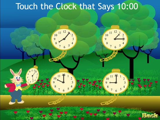 Adventures in Wonderland iPad Screenshot 2