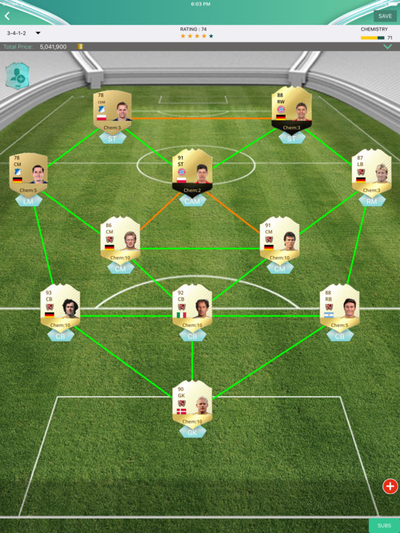 FIFA 19 Draft Simulator  FUTBIN