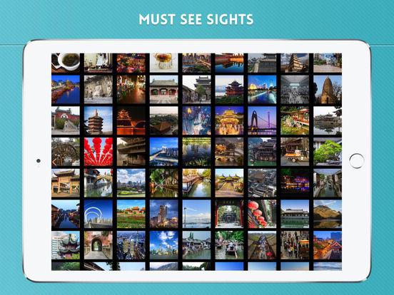 Travel Vancouver iPad Screenshot 4