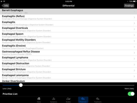 STATworkUP iPad Screenshot 4