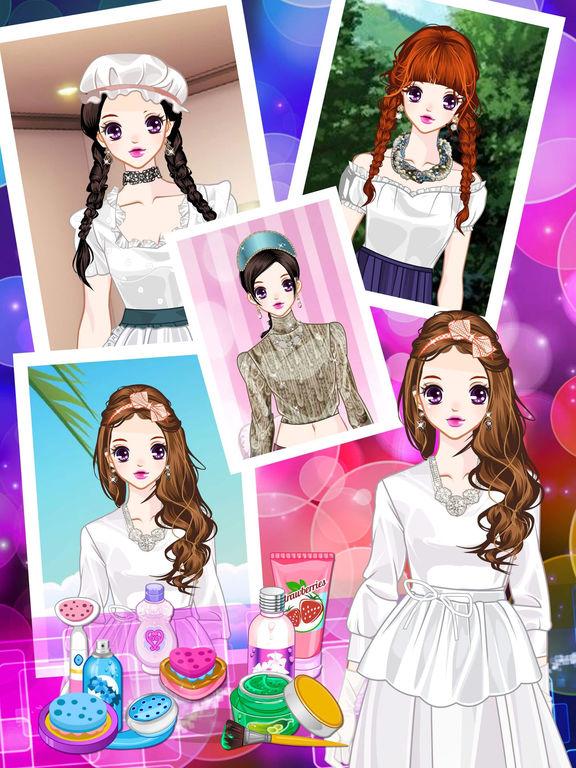 App shopper top fashion show beauty games games Fashion style and beauty games