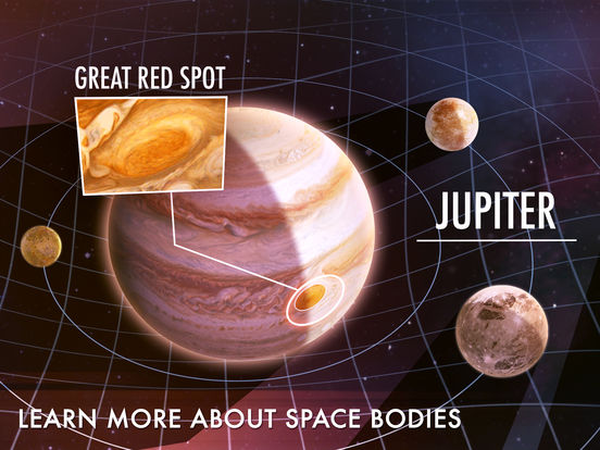 3D Solar System For Kids - Stars And Planetsscreeshot 2