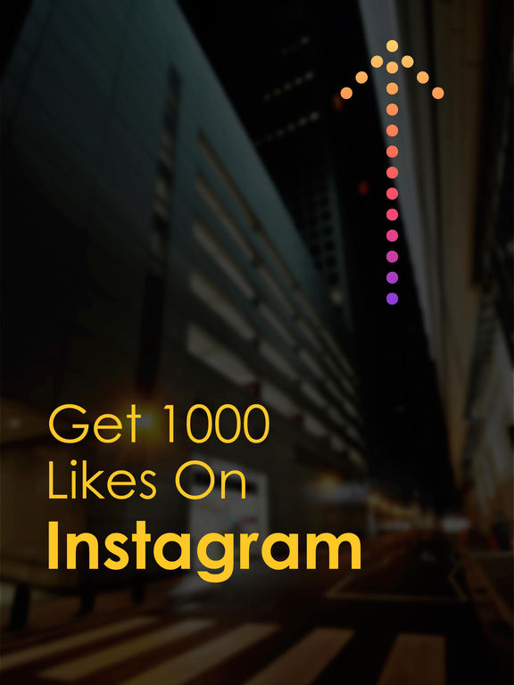 Screenshots of Get Followers for Instagram - More Likes and Views for iPad