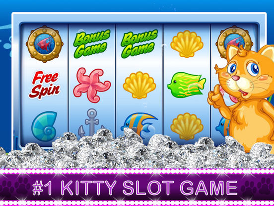 Kitty Glitter Mobile Free Slot Game - IOS / Android Version