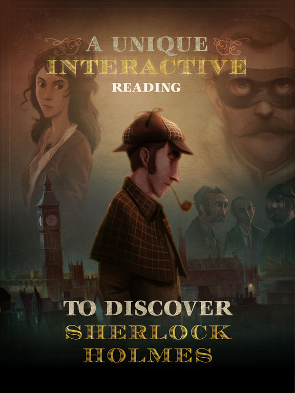 iClassics Productions Anniversary: Sherlock Holmes Free for Limited Time Image