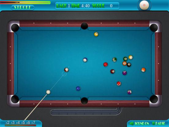 Ball Billiards – 3D Pool Master, 8 Ball Free Game iPad Screenshot 4