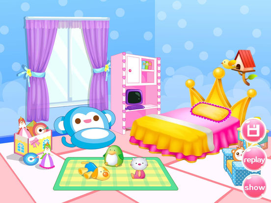 App Shopper Princess Room Girl Decor Games Games
