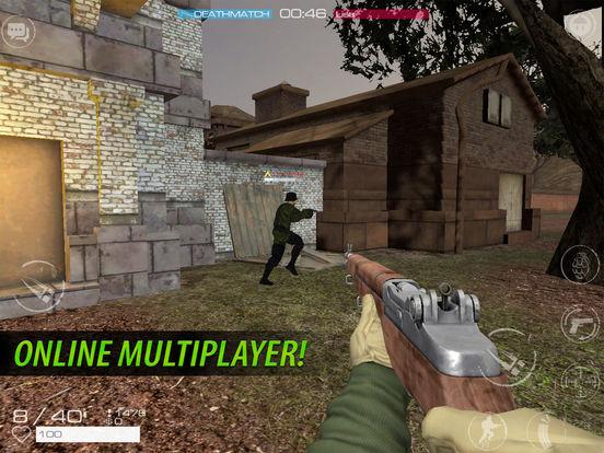 Vanguard Online - WW2 Скриншоты7