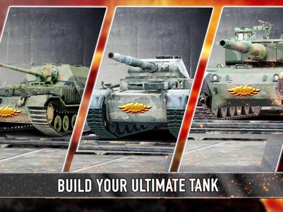 App Shopper: Tank War Craft Fighting WWII (Games)