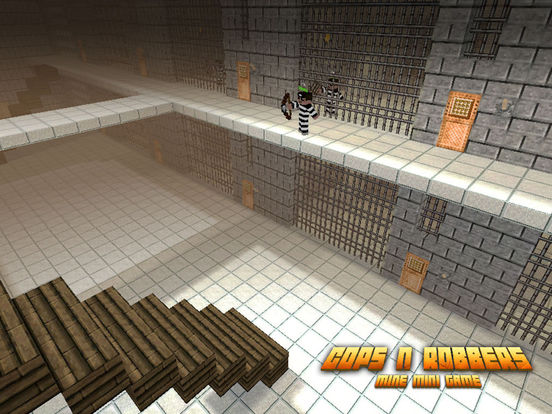 Cops N Robbers (Jail Break) - Survival Mini Game Screenshots