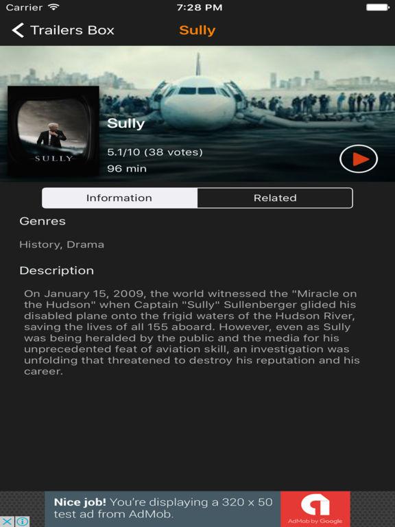 Playmovies HD - Movies Libary Pro Screenshots
