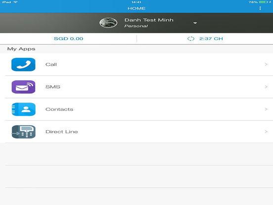 Hoiio iPad Screenshot 1