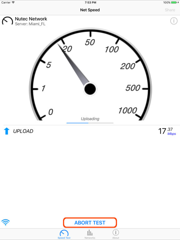 Net Speed Pro - Mobile Internet Performance Tool Screenshots