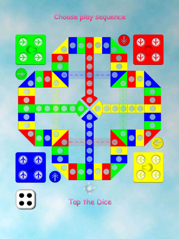 Modern Ludo Screenshots