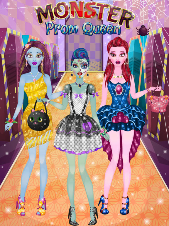 Prom Princess Makeover - Free online games at Gamesgames.com
