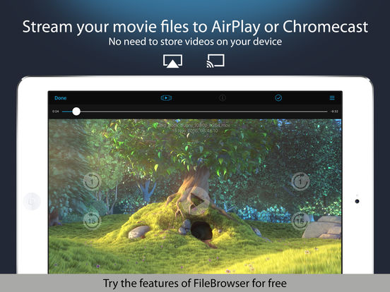 NetPortalLite - Access files on remote computers iPad Screenshot 4