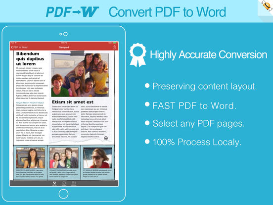 app to convert word to pdf