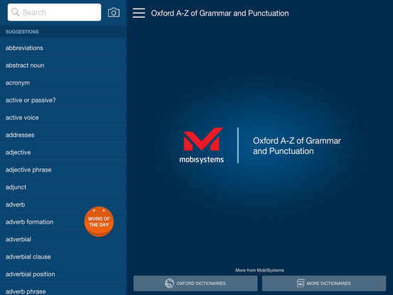 Oxford A-Z of Grammar and Punctuation, 2nd Еdition Screenshots