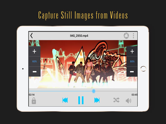 MX Video Player Pro HD Video Player Screenshots