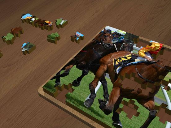 Super Jigsaws Horses screenshot 9