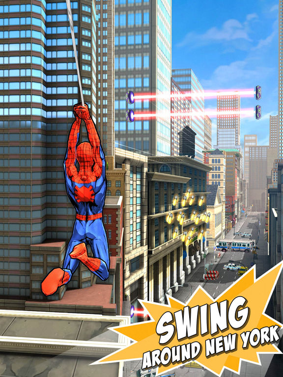 Download Spider-Man Unlimited for PC/Spider-Man ... - Andy