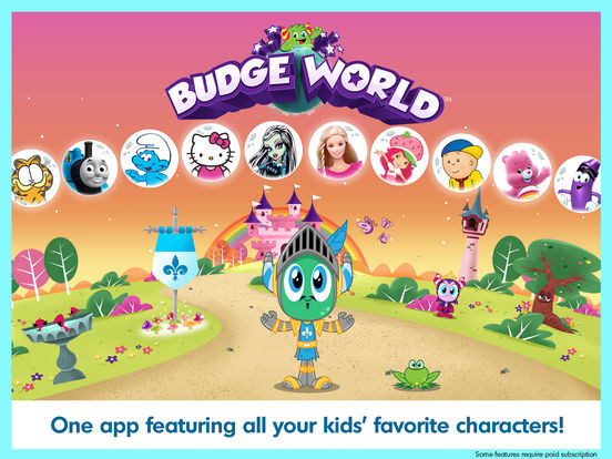 Budge World - Kids Games, Creativity and Learning iPad