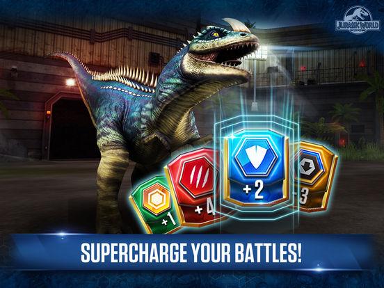 Jurassic World™: The Gamescreeshot 3