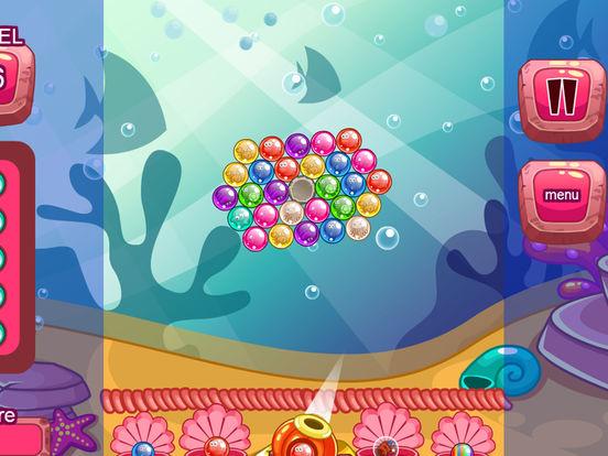 App shopper fish bubble shooter games a match 3 puzzle for Bubble fish game