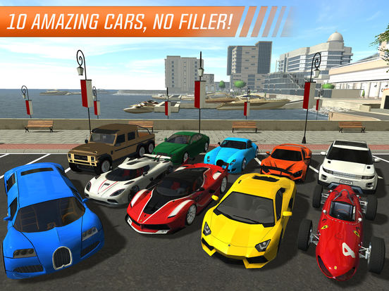 Sports Car Test Driver: Monaco Trials screenshot 9