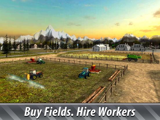 Euro Farm Simulator: Corn Full screenshot 6