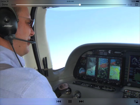 Flying the Aspen Evolution iPad Screenshot 5
