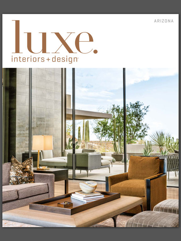 Luxe interiors design magazine on the app store for Luxe interieur design