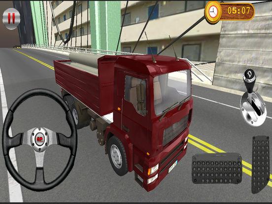 Real CargoTruck: Mega Shipment Task screenshot 6